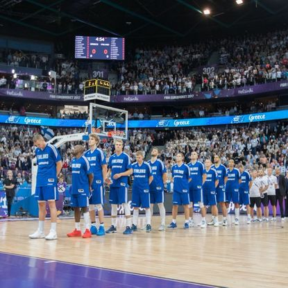 Finnish Basketball Association - Euro Cup 2017