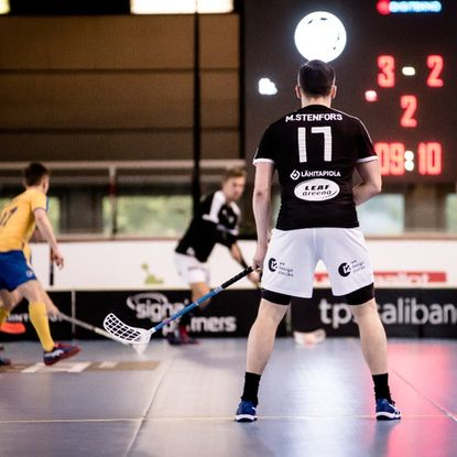 TPS floorball - DT-SPORT scoreboard software
