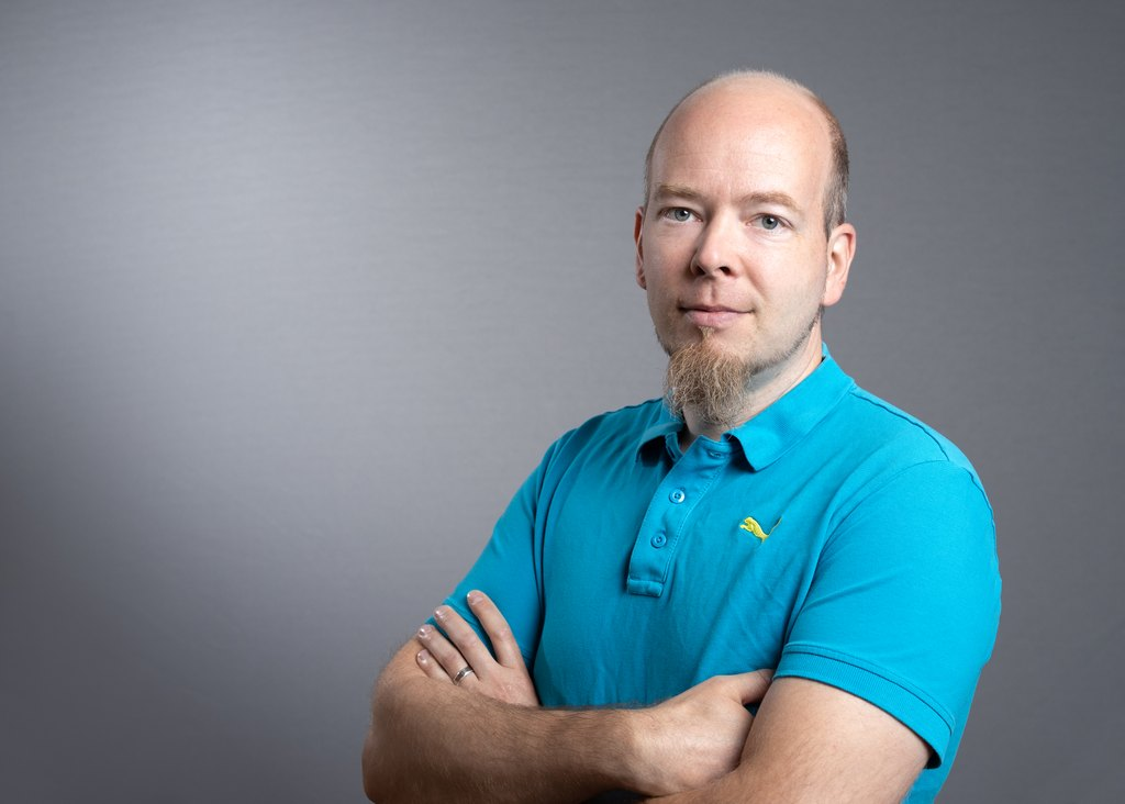 Technical support and maintenance Manager Kimmo Vaittinen